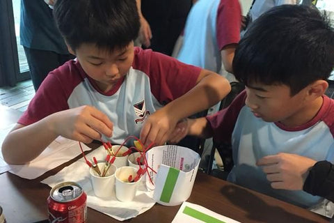 STEM Intelligent Blocks 8 Classes (4-8 years, Cyberport / Tseung Kwan O / Lai Chi Kok) - Whizpa