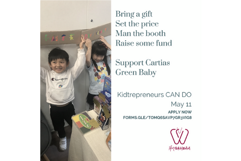 KiDtrepreneurs CAN-DO (3-10 years, Wan Chai) - Whizpa