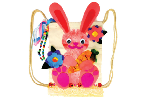 Kids' Gallery Easter Camp - Hop 1 Day (3-6 years, Causeway Bay / Kowloon Tong) - Whizpa