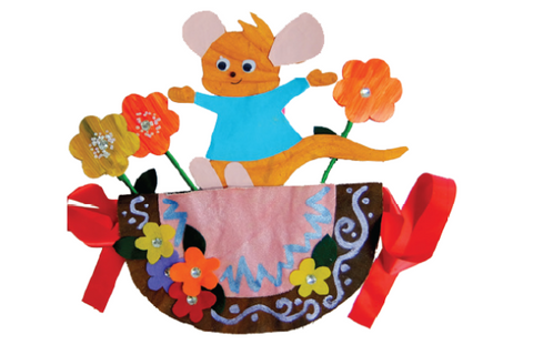 Kids' Gallery Easter Camp - Springtime with Roo 1 Day (3-6 years, Causeway Bay / Kowloon Tong) - Whizpa