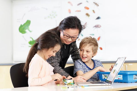 LEGO® Education Little Programmer (6-8 years, Kowloon Bay / North Point) - Whizpa