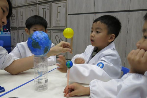 Certified Little Scientists Program 1 Class (2-10 years, Olympic / North Point) - Whizpa