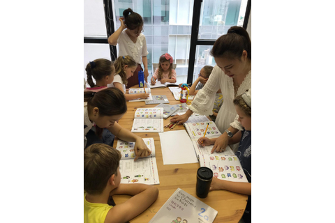 Group Mandarin 2 Classes(5-15年,中部) -  Whizpa