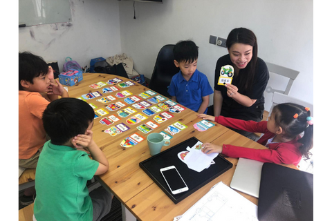 Group Mandarin 45 Classes(5-15年,中部) -  Whizpa