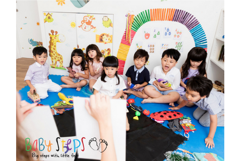 Kiddy Maths 2 Classes (1-6 years, Central) - Whizpa