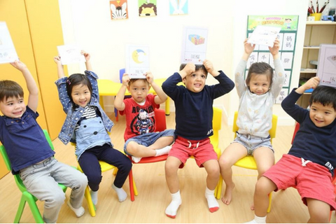 Mini Mandarins Pinyin Course 4 or 5 Classes (>4 years, Causeway Bay / Central) - Whizpa