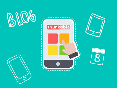 Mobile App Development with Thunkable 5-Day Camp (10-12 years, Online)