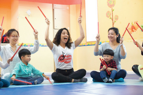 The Music Class® Music Pups Playgroup 8 Classes (1-3 years, Sai Ying Pun/North Point/Kowloon Bay)