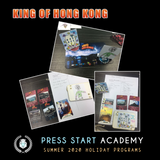 King of Hong Kong: Creative Journalism w/ Elephant Community Press (8-11 years, Central)