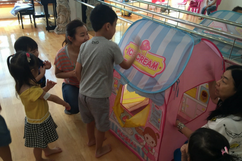 English Playgroup 2 Classes (12-24 months, Tsuen Wan) - Whizpa