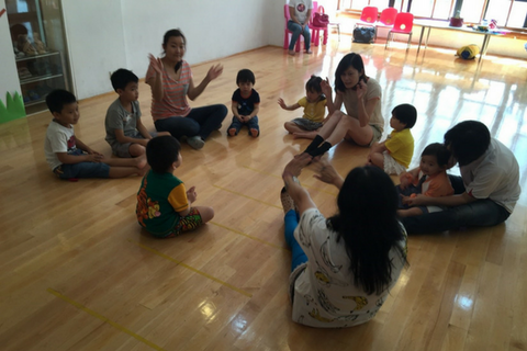 English Playgroup 4 Classes (12-24 months, Tsuen Wan) - Whizpa