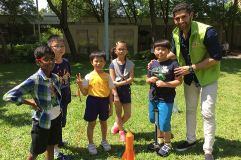 科學歷奇夏令營 3 日 (5-12 歲, 堅尼地城/九龍塘/九龍城) ; Science Adventures Summer Camp 3 Days (5-12 years, Kennedy Town/Kowloon Tong/Kowloon City)