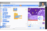 Scratch 1-on-1 Coding Course (6-8 years, Online) - Whizpa