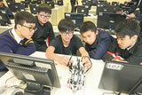 Robotics Courses 8 Classes / 16 Classes (5-16 years, Hong Kong / Kowloon / New Territories) - Whizpa