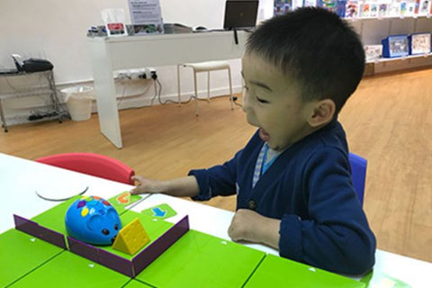 Junior Robotics & Coding Courses 1 Class (3-5 years, Hong Kong / Kowloon / New Territories) - Whizpa