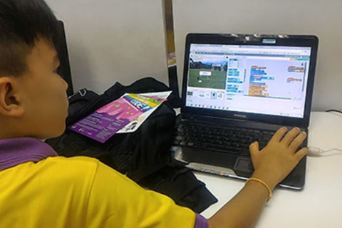 Game Coding Courses 1 Class (6-18 years, Hong Kong / Kowloon / New Territories) - Whizpa