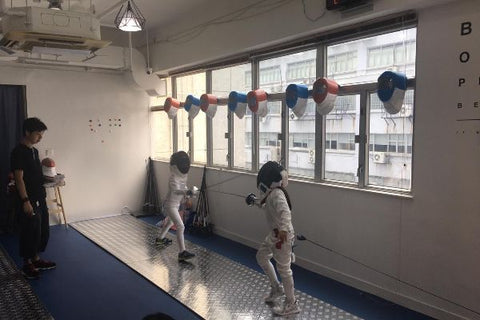 New Talent Epee 8 Classes (>4 years, Quarry Bay) - Whizpa