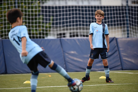 Easter Football Camp 2019 (>6 years, Stanley) - Whizpa