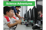 Science Adventures (>6 years, Online) - Whizpa