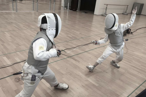 暑期兒童劍擊初階4堂 (4-6歲,紅磡); Summer Fencing for Beginners 4 Classes( 4-6 years, Hung Hom)