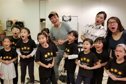 Performing Arts Group (Junior) (6-8 years, Tin Hau) - Whizpa