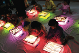 Sand Art 6 Classes (4-7 years, Kennedy Town) - Whizpa