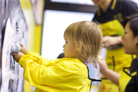Art Foundation 2 Classes (2 - 3.5 years, Kowloon / Hong Kong) - Whizpa