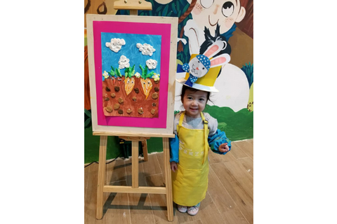 Creative Kids (Level I) 2 Classes ( 3-5 years old, Wong Chuk Hung) - Whizpa