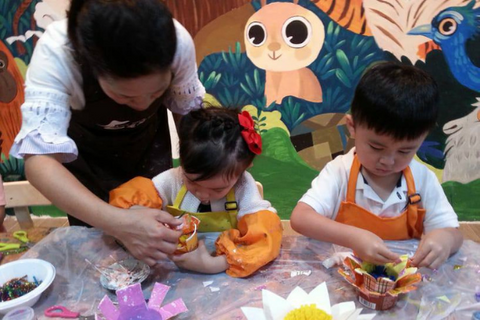 Little Creator Love Environment 2 classes ( 2.5 - 5 years old, Wong Chuk Hang) - Whizpa
