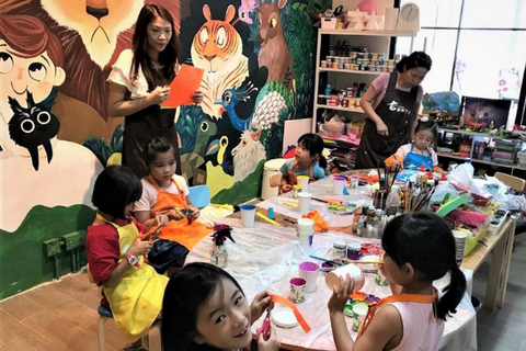 Little Creator Love Environment 2 classes ( 5+ years old, Wong Chuk Hang) - Whizpa