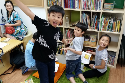 Sprouts Education 2 Classes (4 - 12 years old, Causeway Bay) - Whizpa