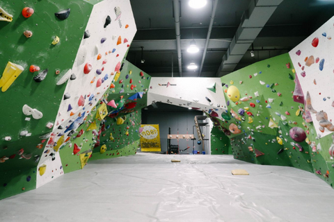 Bouldering Class 4 Classes (Quarry Bay) - Whizpa