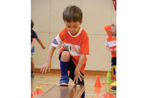 Minisport Mini-Tots 6 Classes (2.5-3.5 years, Causeway Bay) - Whizpa