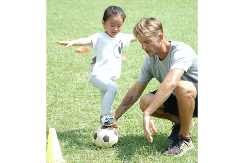 Minisport Level II (6-8 years, Causeway Bay) - Whizpa