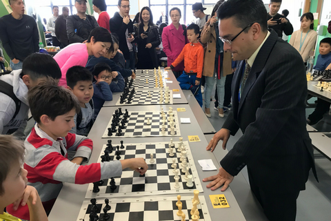 The Chess Academy 4 Classes (4-7 years, Kennedy Town)