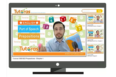 Year-Round Educational Video Subscription (4-12 years, Online) - Whizpa