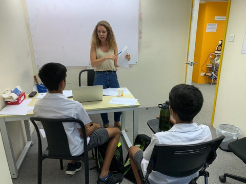 AREA Summer Course (7+ Years, Central/ Tsim Sha Tsui/ Online/ Home)