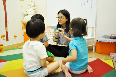 Kindergarten Mandarin Course 2 Classes (2.6-5 Years, Central) - Whizpa
