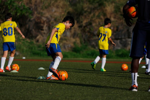 Soccer session 1 classes ( 6 - 8 years, Causeway Bay) - Whizpa