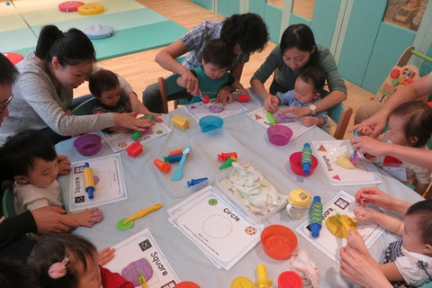 Sensory Acorn 2 Classes (8-12 months, Kennedy Town) - Whizpa