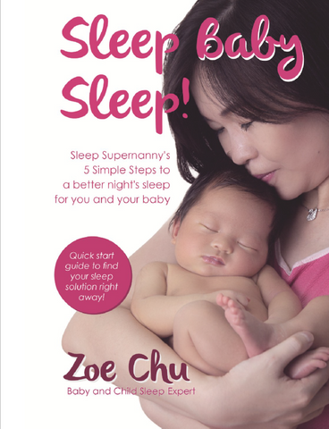 Sleep Baby Sleep! (E-Book)