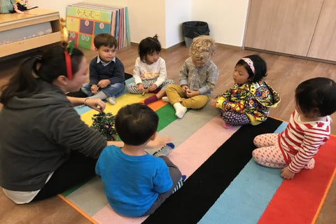 Putonghua Playgroup 4 Classes (6-24 months, Wong Chuk Hang) - Whizpa