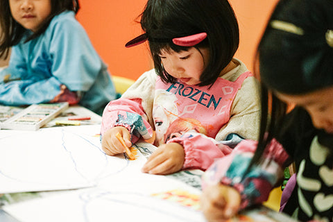 Putonghua Art 1 Class (3-12 years old, Wong Chuk Hang) - Whizpa