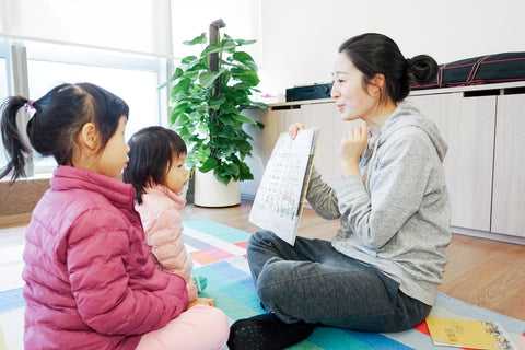 Putonghua Kindergarten 4 Classes (2-7 years old, Wong Chuk Hang) - Whizpa