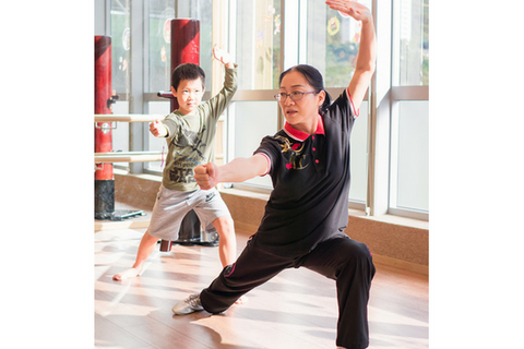 Wushu 4 Classes (>4 years old, Wong Chuk Hang) - Whizpa