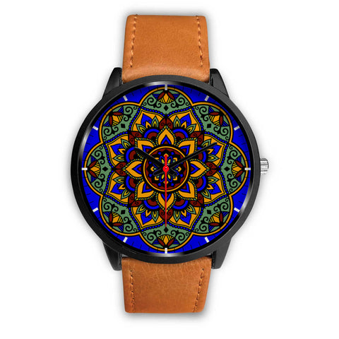 Image of Colorful Boho Mandala Watch