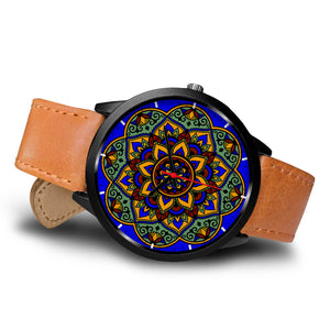 Colorful Boho Mandala Watch
