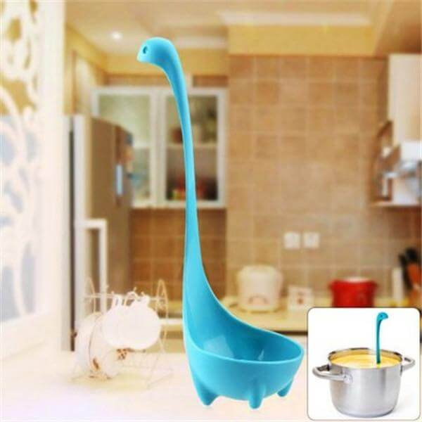 Creative Loch Ness Monster Ladle - Discount Patrol