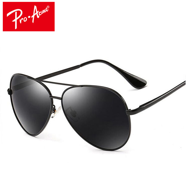 Pro Acme Classic Men Pilot Polarized Sunglasses