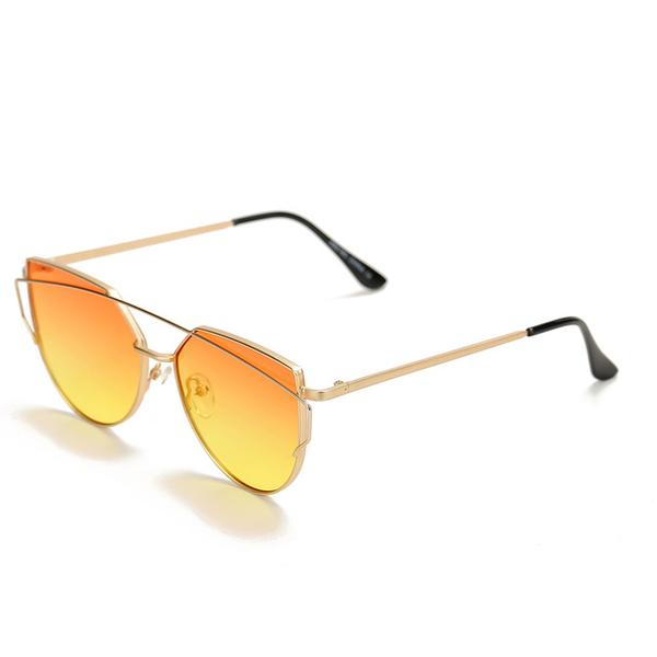 Pro Acme Women's Cat Eye Edge Sunglasses